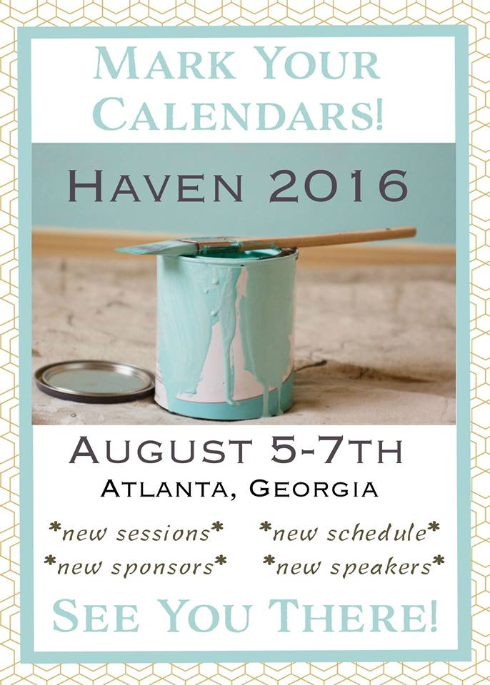 Haven 2015 Ticket Sales Coming Soon!