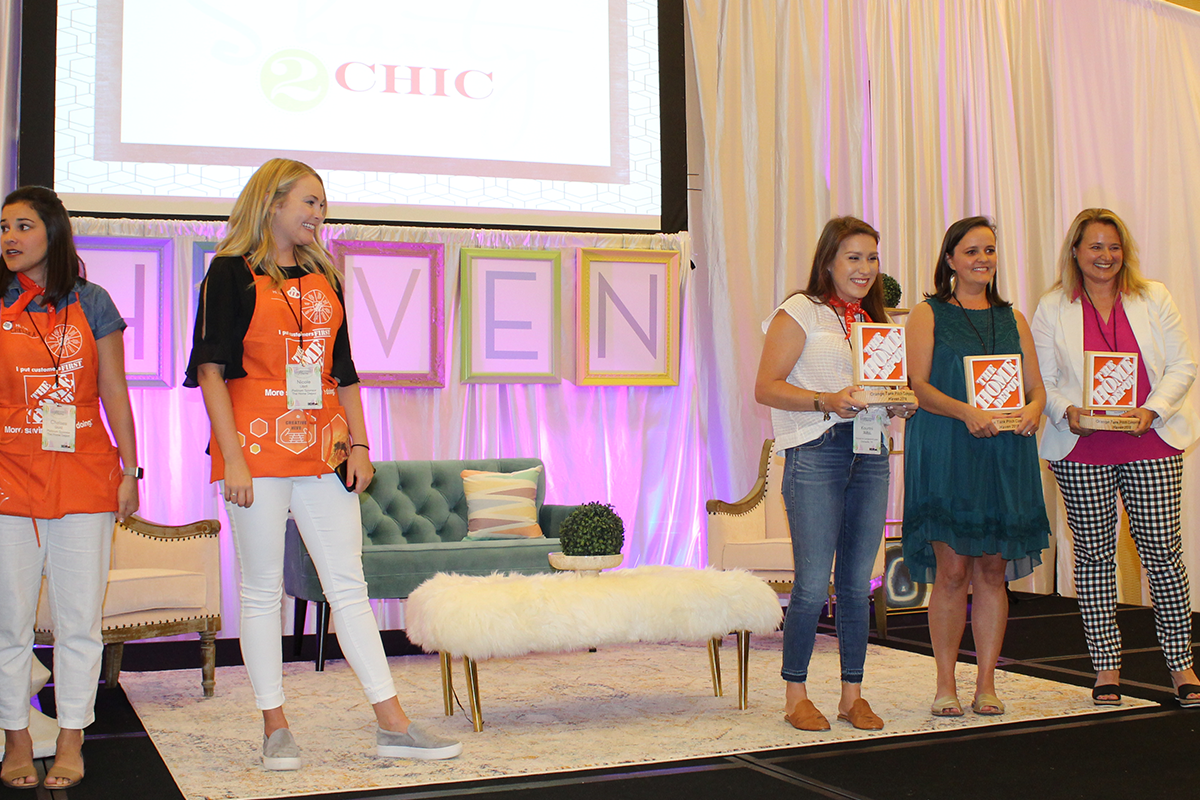 The Home Depot and HAVEN Conference - Your Partners for Success